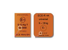 Illustration af ECE godkendelsesmærket